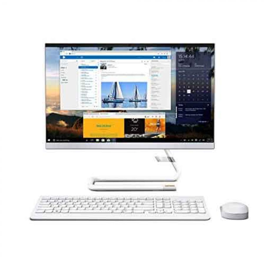 Lenovo Ideacentre A340 F0EB00CRIN All in One Desktop price in hyderabad, telangana, nellore, vizag, bangalore