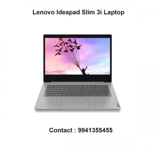 Lenovo IdeaPad Slim 3i Laptop price in hyderabad, telangana, nellore, vizag, bangalore