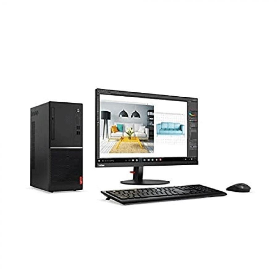 Lenovo M710e 10UQS0MY00 Slim Tower Desktop price in hyderabad, telangana, nellore, vizag, bangalore